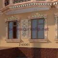 dis ve ic cephe pencere kenarları taci modelleri poliuretan dekoratif suslemeler (1)
